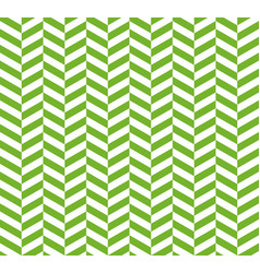 seamless green herringbone pattern backdrop for vector image vector image