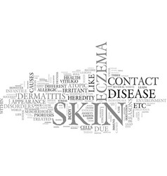 What do you need to know about skin disorders vector