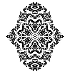 Orient abstract pattern vector