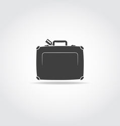 Travel case vector