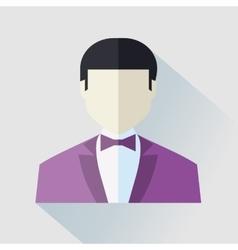 User man icon vector image vector image