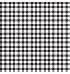 Vintage black and white pattern vector