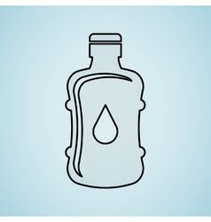Water concept icon design vector
