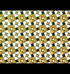 arabic ornaments vector image