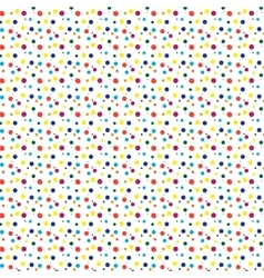 Dot pattern color spot pattern graphic bright vector