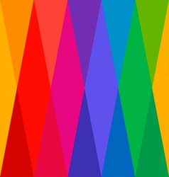 Harlequin colorful seamless pattern vector