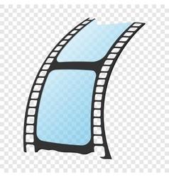 Video cartoon icon vector image vector image