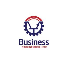 Electricity - logo concept ge vector