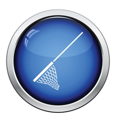Icon of Fishing net vector image vector image