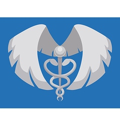 Medical insurance design vector