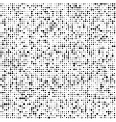 mosaic monochrome texture abstract background vector image