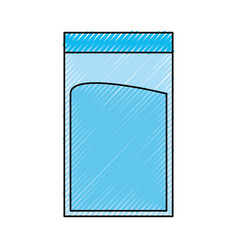 Fresh water for drink vector