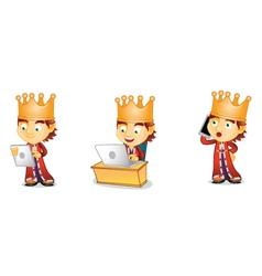 King 3 vector
