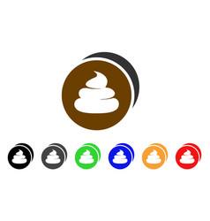 Shitcoins icon vector