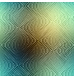 Circles pattern with imitation of relief vector