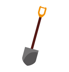 Shovel tool object vector