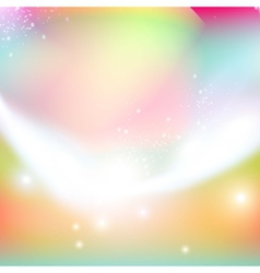 Background air abstract flashes vector