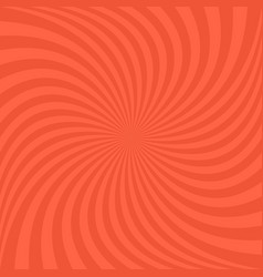 Spiral abstract background - graphic from rotated vector