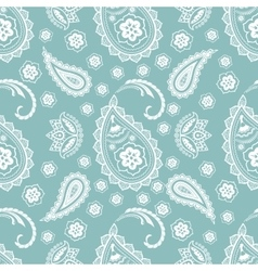 Seamless Paisley Ornament3 vector image vector image