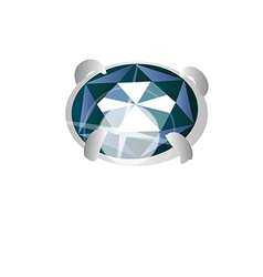A jewel vector