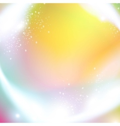 Background air abstract flashes vector image