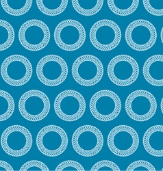 Ring pattern vector image