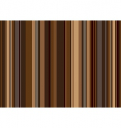 coffee stripe retro vector image vector image