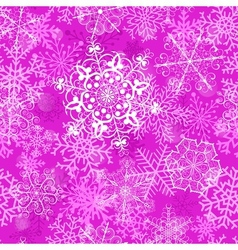 Christmas magenta background vector