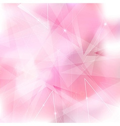 Bright abstract pink smooth background vector