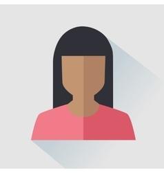 User woman icon vector image vector image