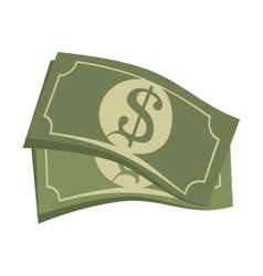 Bill money cash vector