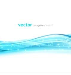 Abstract colorful lined background vector image vector image