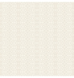 Abstract vintage geometric wallpaper vector