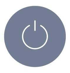 Web button icon vector