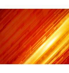 Abstract shiny technology lines and light vector