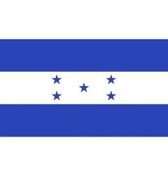 Honduras flag image vector