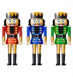 nutcracker vector image
