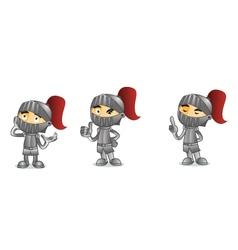 Knight 2 vector image