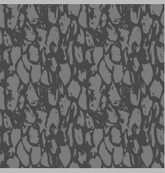 Solid grey stone seamless pattern vector