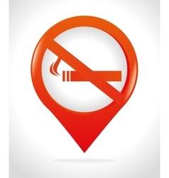 no smocking design vector image