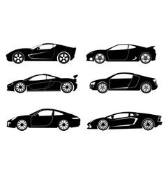 Super Car vector image vector image