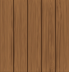 Wooden boards vector