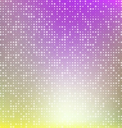 Background of points vector image vector image