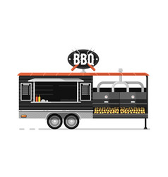 Bbq outdoor cafe service icon vector