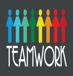 Team work1 resize vector