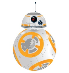 Bb8 droid 02 vector