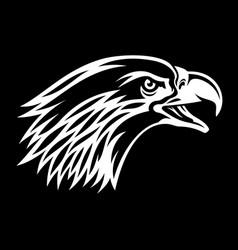 eagle 008 vector image
