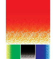 abstraction particle vector image