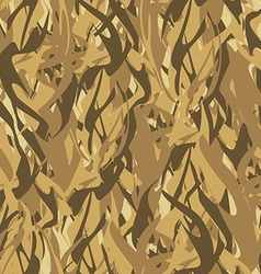 Army pattern of flames military camouflage texture vector