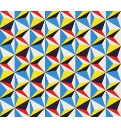 Diagonal movement seamless geometric vector